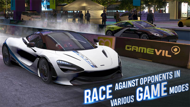 Project CARS GO - Race Against Opponents in Various Game Modes