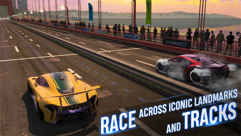 Project CARS GO - Rqce Across Iconic Landmarks And Tracks