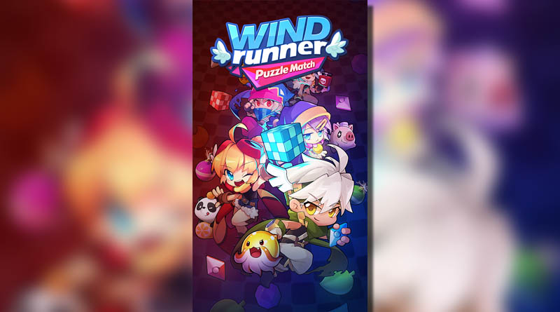 WIND Runner Puzzle Match cover