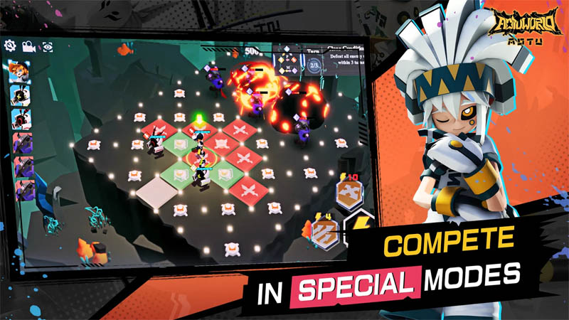 Aotu World - Compete in Special Modes