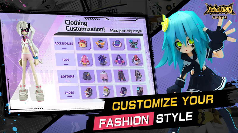 Aotu World - Customize Your Fashion Style