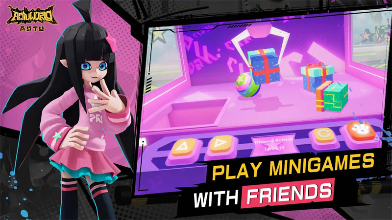Aotu World - Play Minigames With Friends