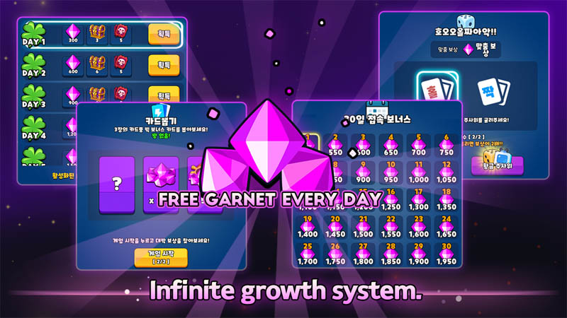 Grow Archer Chaser - Infinite growth system