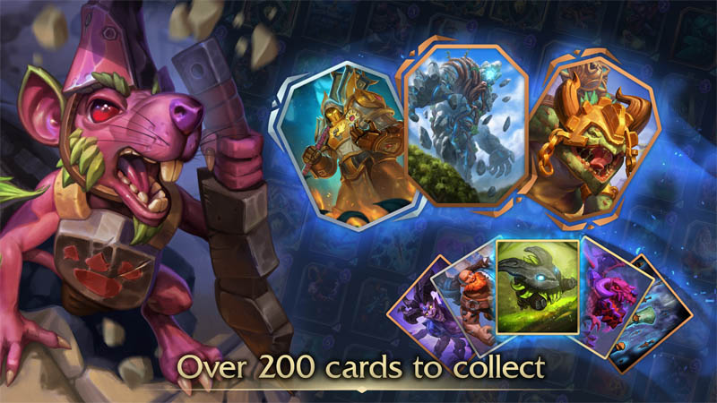 Minion Masters - Over 200 cards to collect