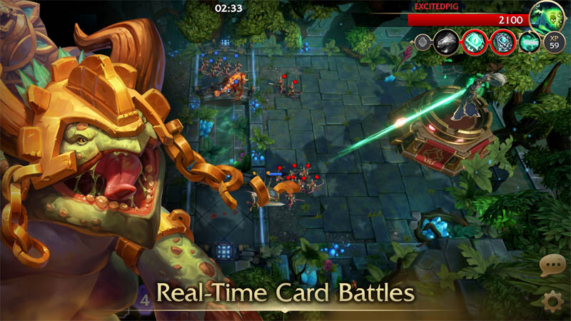 Minion Masters - Real Time Card Battles