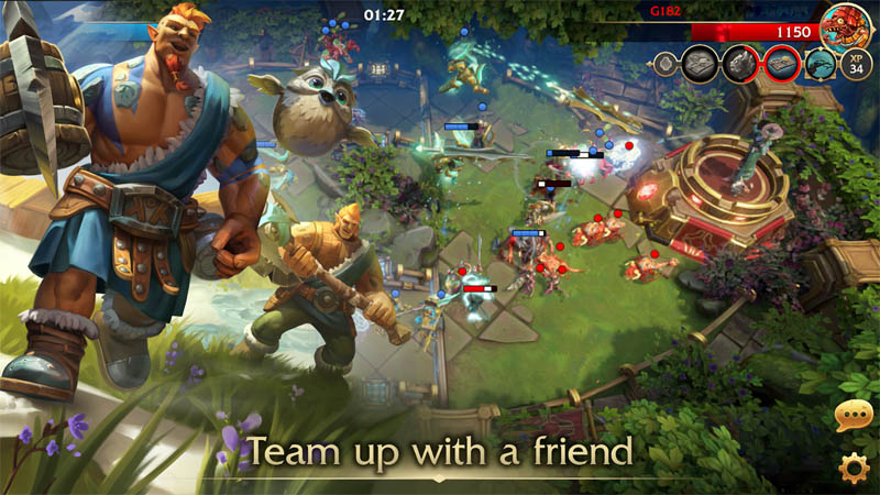 Minion Masters - Team up with a friend