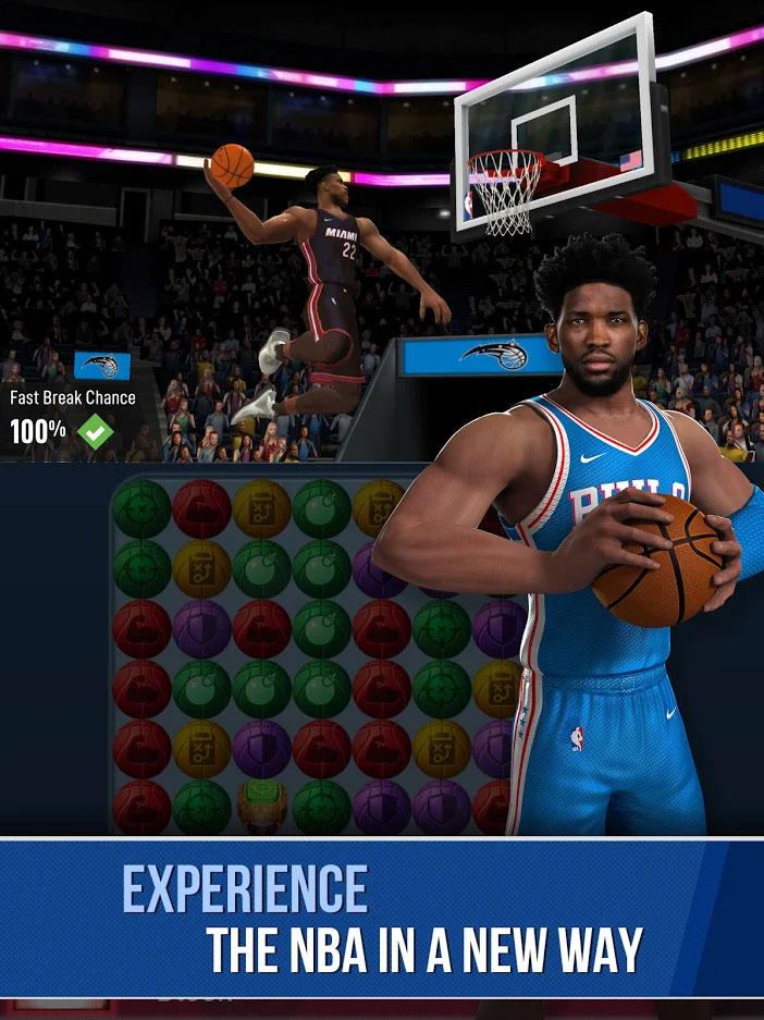 NBA Ball Stars - Experience the NBA in a New Way