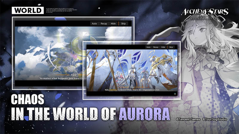 Alchemy Stars - Chaos In The World of Aurora
