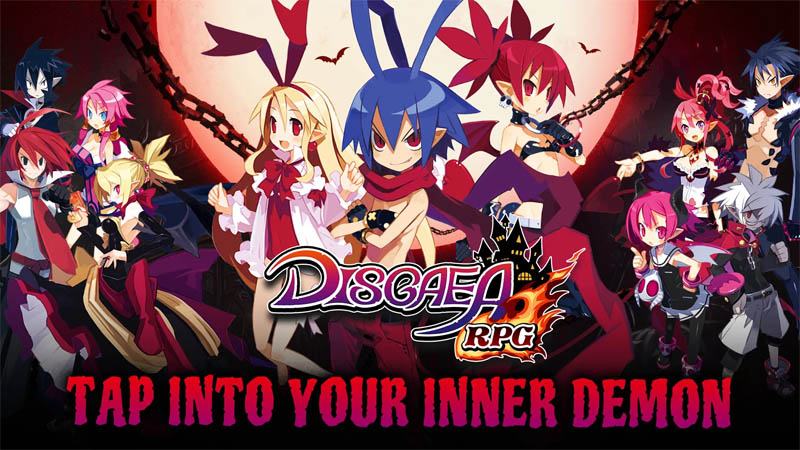 DISGAEA RPG - Tap Into Your Inner Demon