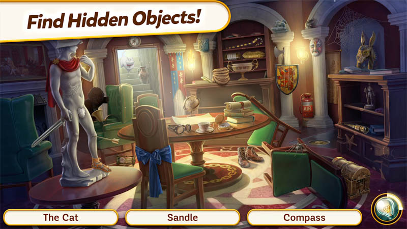Mystery Match Village - Find Hidden Objects