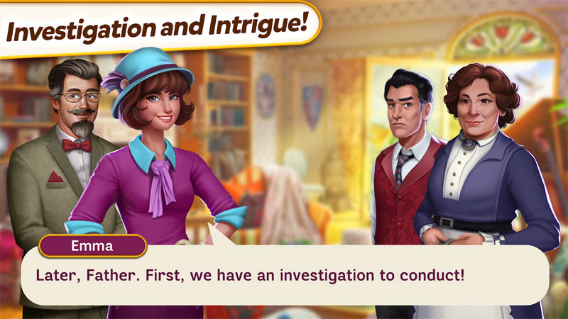 Mystery Match Village - Investigation and Intrigue