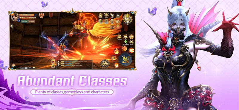 Starsurge Rising - Abundant Classes