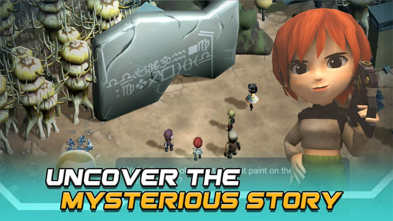 Strange World - Uncover The Mysterious Story