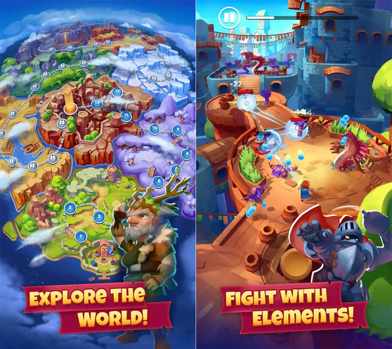 Rogue Land - Explore The World Fight With Elements