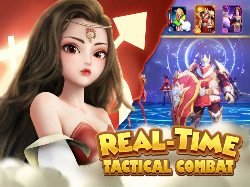 Idle Legions - Real Time Tactical Combat