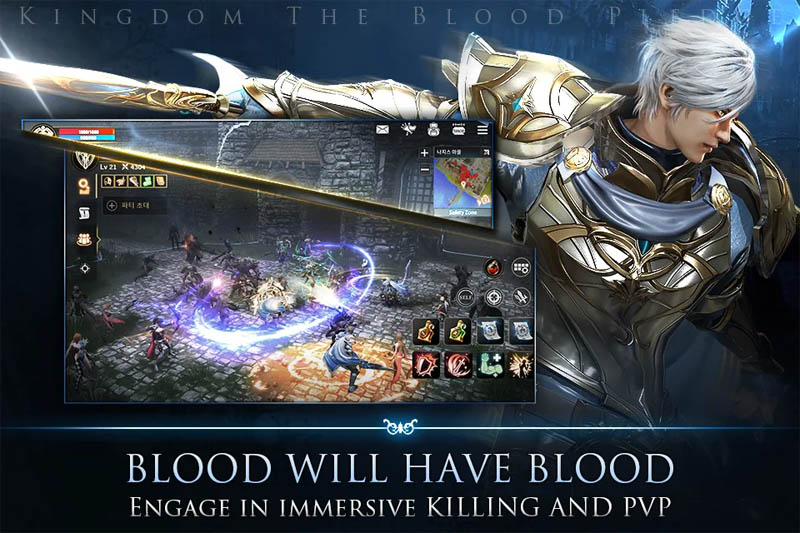 Kingdom The Blood Pledge - Blood Will Have Blood Engage in Immersive Killing And PVP