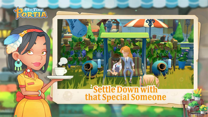 My Time at Portia - Settle Down with that Special Someone