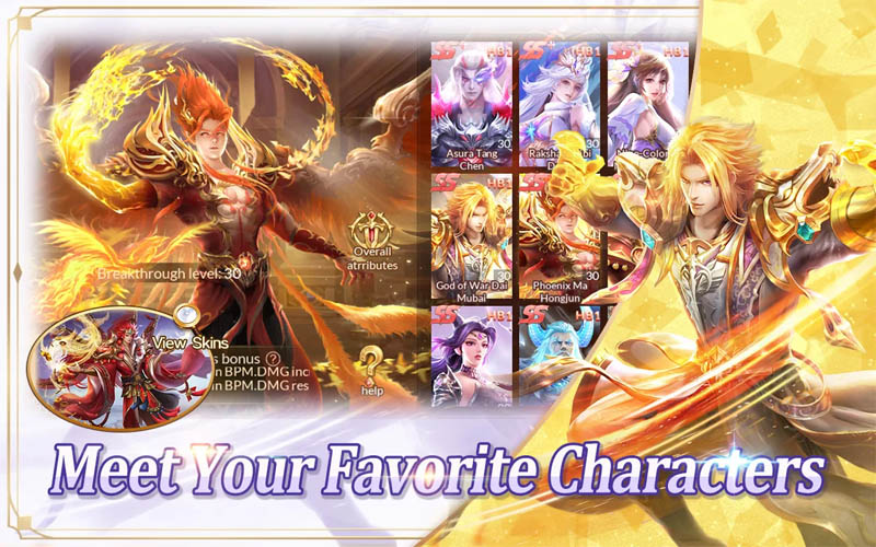 Soul Land Reloaded - Meet Your Favorite Characters