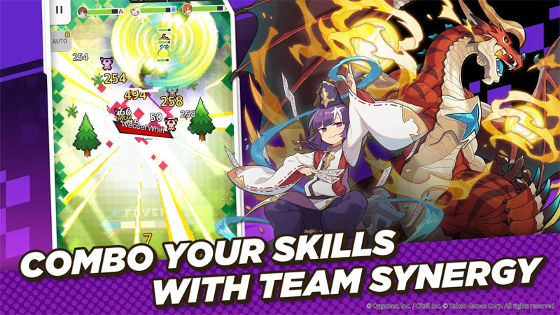 World Flipper - Combo Your Skills With Team Synergy