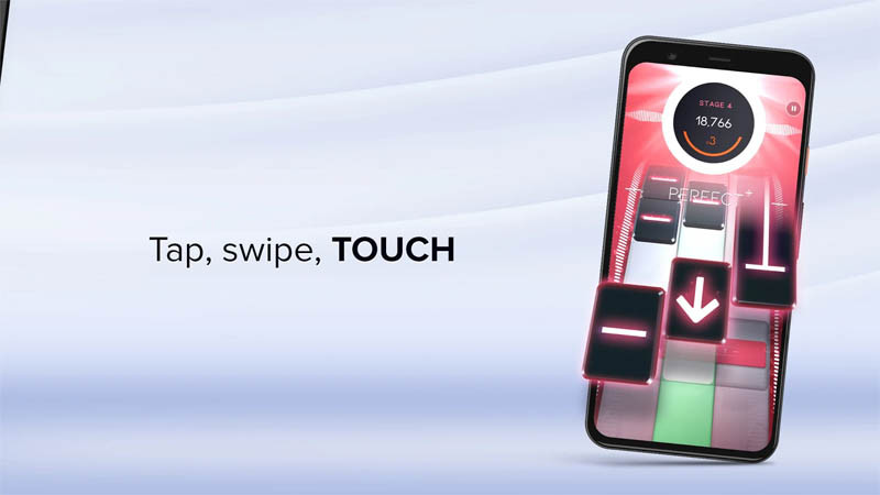 Beatstar Touch Your Music - Tap Swipe Touch