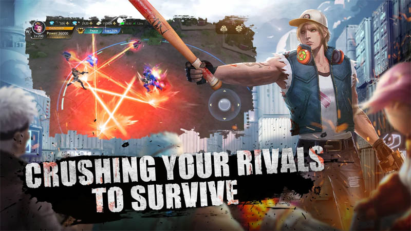 Doomsday of Dead - Crushing Your Rivals To Survive