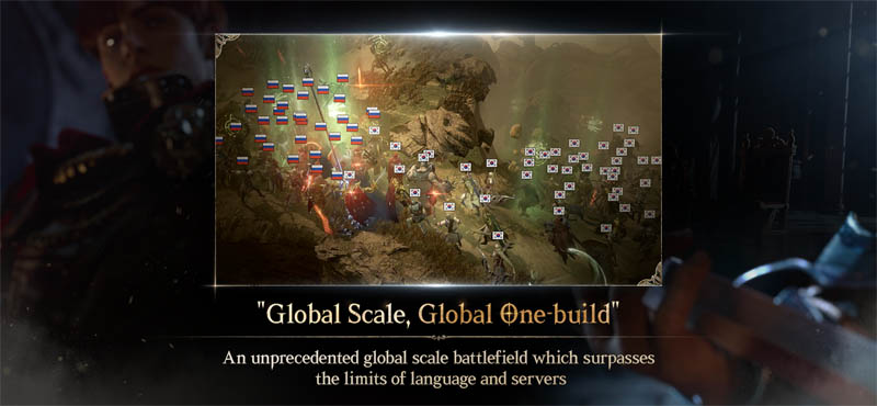 Lineage W - Global Scale Global One build