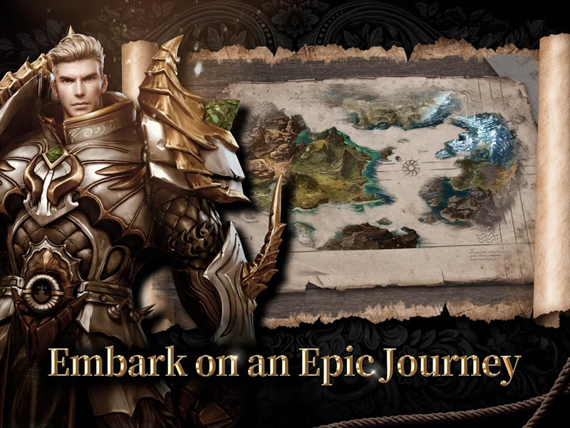 Elysium Lost - Embark on an Epic Journey