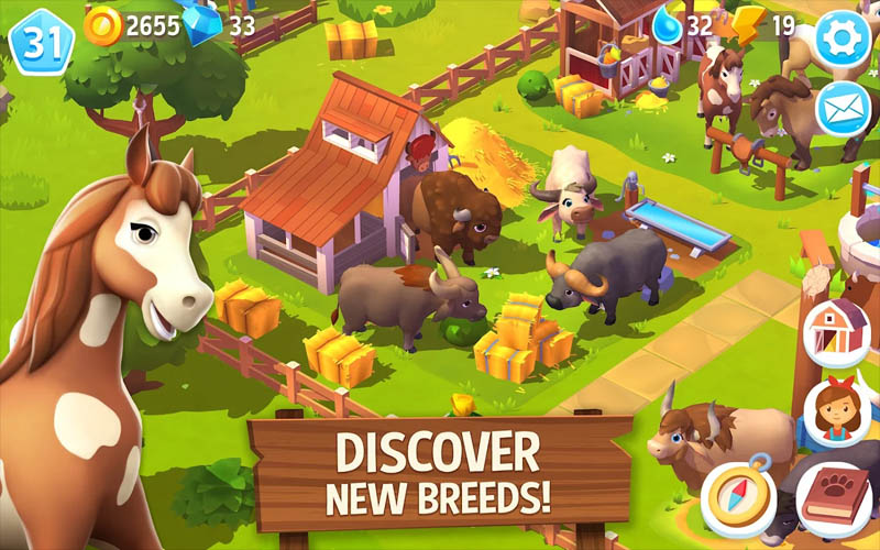 FarmVille 3 - Discover New Breeds