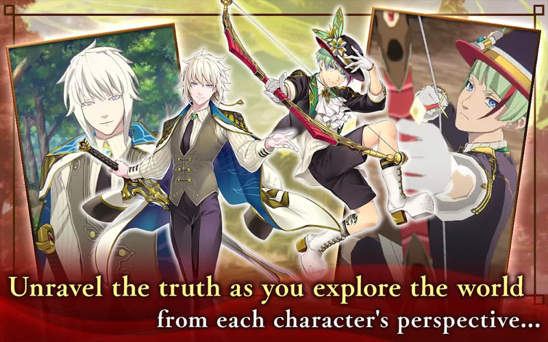 Tales of Luminaria - Unravel the truth as you explore the world
